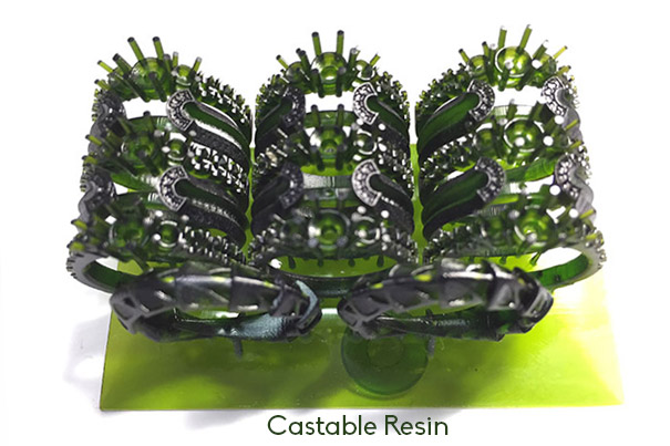 Castable-Resin