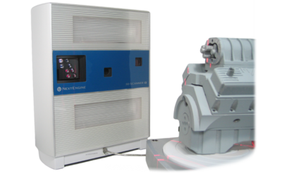 Nextengine India 3D Scanner by 4DSimulations